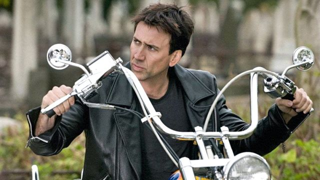 BACK TO ACTION. Nicolas Cage as Johnny Blaze in 'Ghostrider.' Image from Facebook
