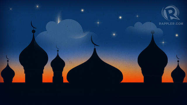 RAMADAN. Filipino Muslims will start fasting on Saturday, July 21