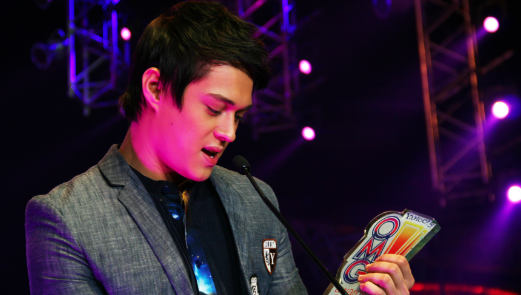 MOST PROMISING ACTOR Enrique Gil