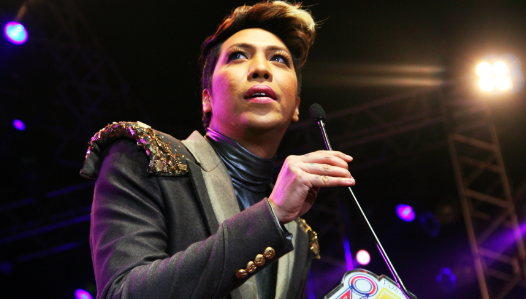COMEDIAN OF THE YEAR Vice Ganda