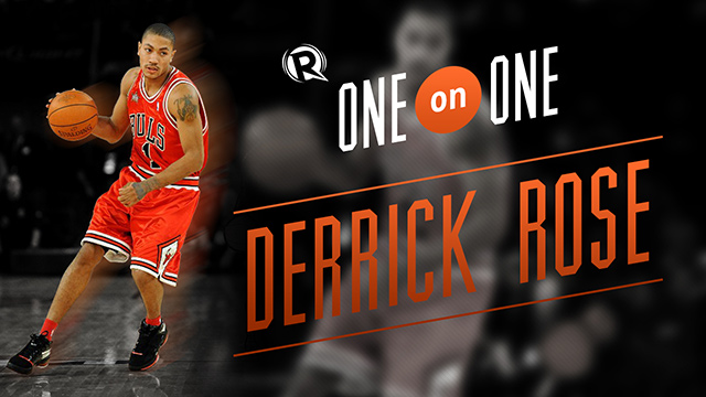 One-on-One: Derrick Rose