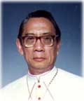 Archbishop-Emeritus of Lingayen-Dagupan Oscar Cruz