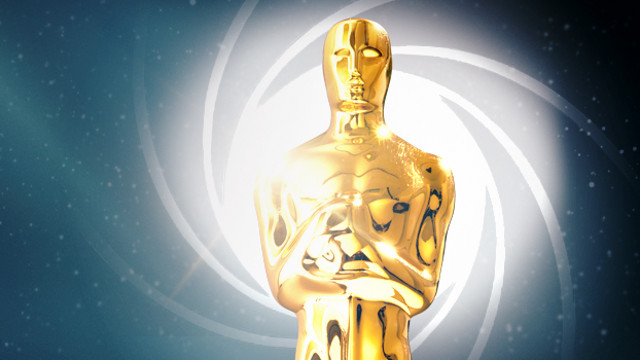 UNCLE OSCAR. The Oscar award has been through quite a metamorphosis. Image from The Oscars 2013 - 85th Academy Awards Facebook page