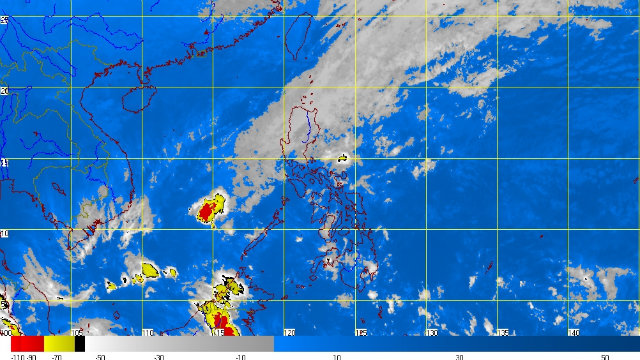 Photo obtained from Pagasa.