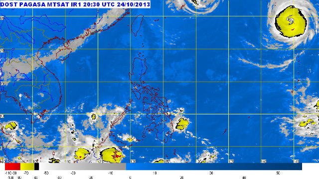 Rainshowers for zamboanga caraga n mindanao for Bureau zamboanga