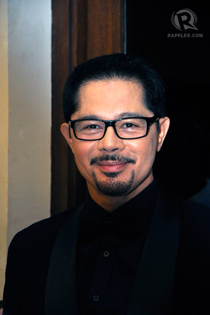 Christopher de Leon plays Phillip