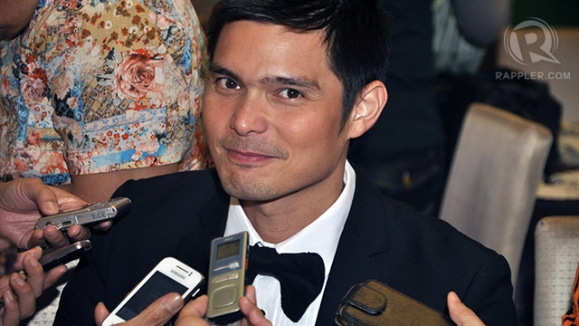 AFTER 'TIKTIK,' BACK TO TV. MMFF 2011 Best Actor Dingdong Dantes stars in 'Pahiram ng Sandali' as Alex Santiago. All photos by Erickson dela Cruz