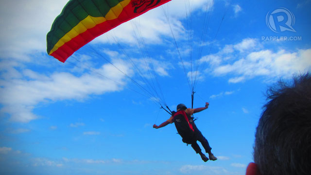 BELIEVE YOU CAN FLY? Of course you can! Go paraglide! All photos and video by Izah Morales
