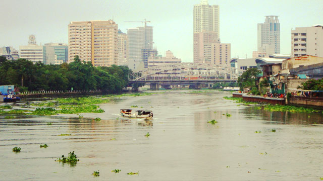 FLOOD CONTROL. The DPWH introduces its ambitious P352-billion flood management master plan for Metro Manila. Photo by Patrickroque01, taken from Wikipedia