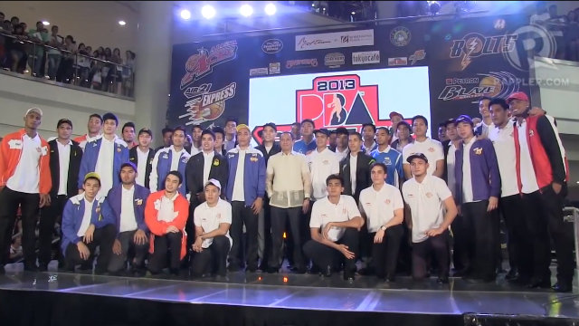 were picked during PBA Draft 2013. Photo by Franz Lopez/Rappler