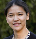 REINA REYES. From the Kavli Institute for Cosmological Physics website.
