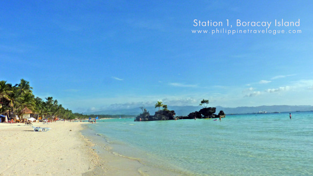 STILL THE ONE. Boracay is tops in travel lists around the world, and also the place to be for singles. Photo by Brenna Bustamante