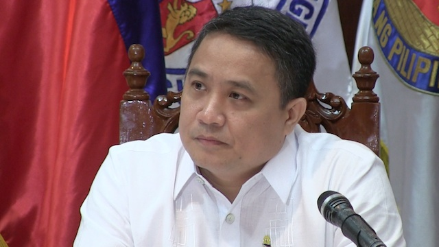 PHILIPPINE PANEL CHAIRMAN: Defense Undersecretary Pio Lorenzo Batino. Rappler file photo
