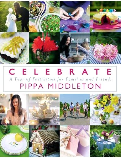 THE COVER OF PIPPA's book, 'Celebrate: A Year of British Festivities for Families and Friends.' Image from Amazon.com