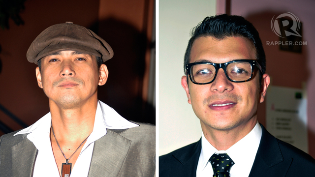 Best Comedy Actor Robin Padilla (Toda Max) and Best Drama Actor Jericho Rosales (Dahil sa Pag-Ibig)
