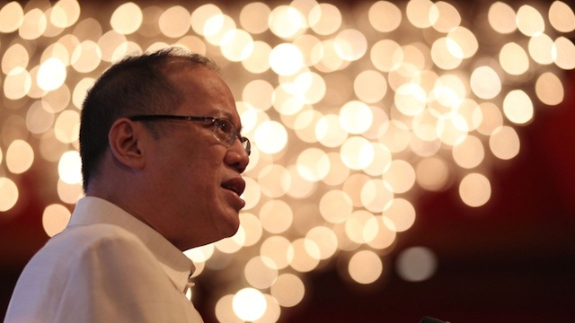 REFORMS NEEDED. President Benigno S. Aquino III addresses the opening ceremony  of the 5th GOPAC Global Conference at the Reception Hall of the Philippine International Convention Center in Pasay City