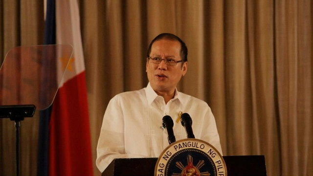 'AQUINO RESOLVE.' Executive Secretary Paquito Ochoa Jr said the creation of the inter-agency committee on human rights reinforces the President's resolve to uphold human rights. Photo by Malacañang Photo Bureau