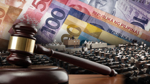 Admin solons linked to pork barrel scam