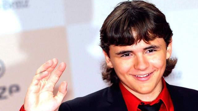 SON OF POP. Prince Michael Jackson wants to make a name for himself outside his dad's fame. Photo from the Prince Michael Jackson Facebook page