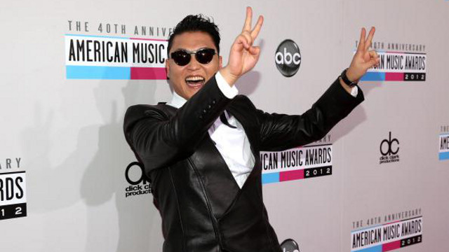 END OF THE WORLD THROUGH DANCE? Will Psy and his horse dance bring about the apocalypse? Photo from the Psy Facebook page