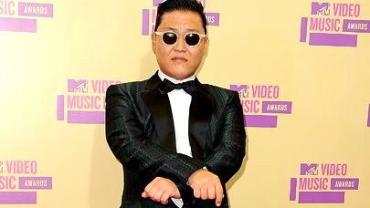 VIRAL SUPERSTAR. Psy is out to conquer Europe after Asia, Australia and North America. Image from the Psy Facebook page by Picture Group (mtv.com)