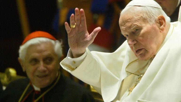 John Paul To Ratzinger Should I Resign