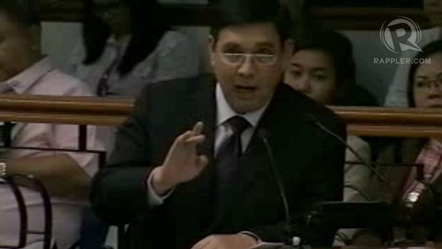 "'PRO-WOMEN.' Sen Ralph Recto says while he is ""pro-women,"" he is not in favor of imposing mandates on LGUs and the private sector. Screenshot from Senate livestream"