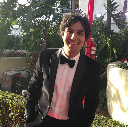 Kunal Nayyar, 'The Big Bang Theory'