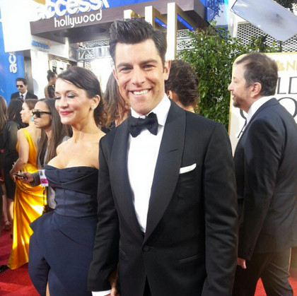 Max Greenfield, 'New Girl'