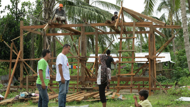 """Building """"storm-resilient"""" shelters"""