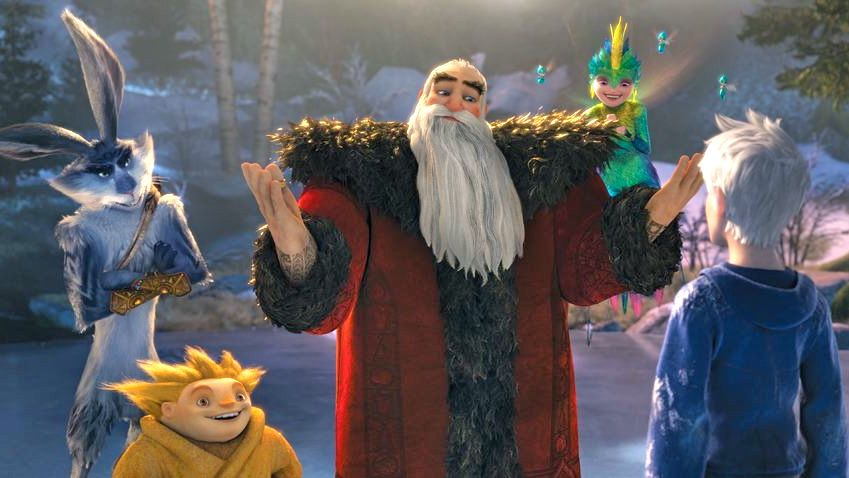 Rise of the Guardians: The Good, the bad and the ugly