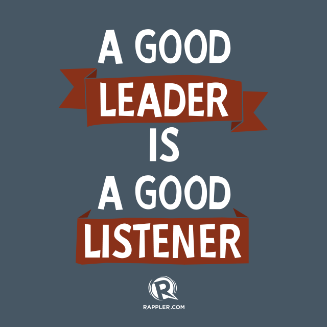Good Leadership Quotes: 7 Leadership Lessons From Jesse Robredo
