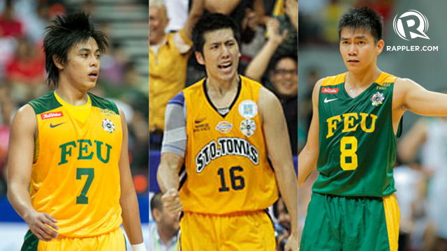 bringing a lot of firepower to the 2013 PBA draft. Photos by Rappler