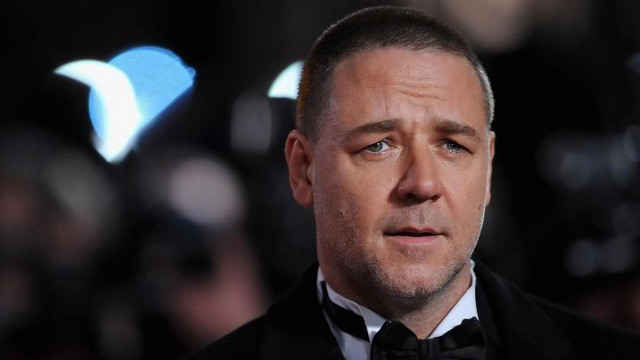 UFO SPOTTER? Netizens reacted to Russell Crowe's UFO spotting, some unkindly. Photo from the Russell Crowe Facebook page