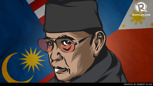 DEFIANT SULTAN. Jamalul Kiram III is challenging both the Philippine government and the Malaysian security forces in Sabah