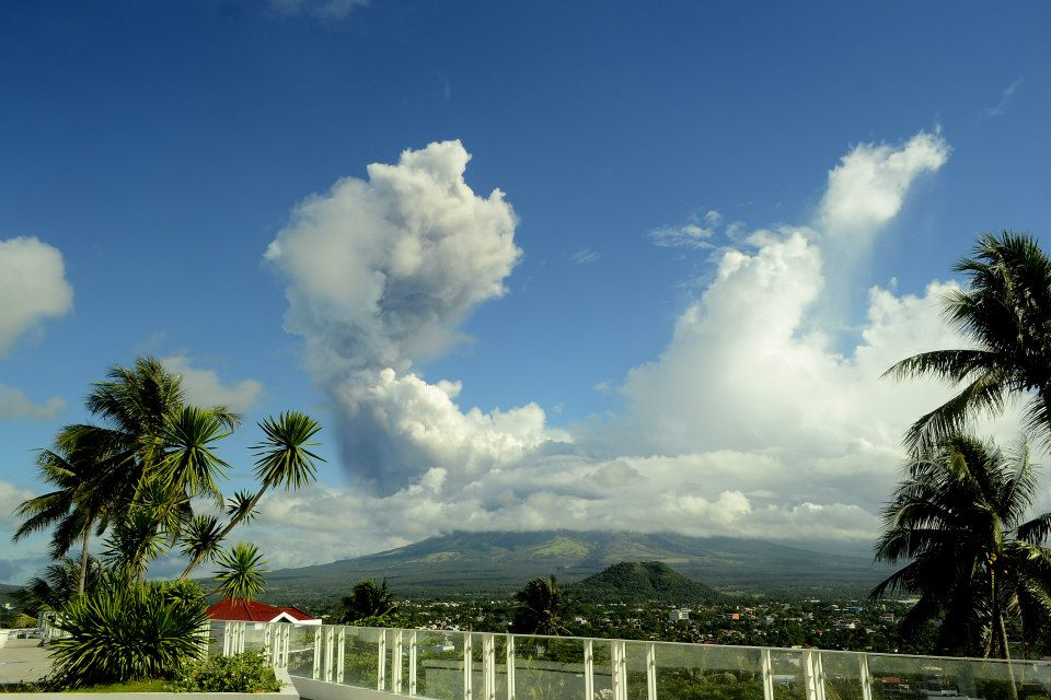 salceda-albay-mayon - Casualties after Mayon spews ash - Philippine Business News