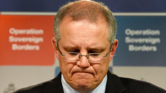 Il Treasurer australiano Scott Morrison (www.rappler.com)