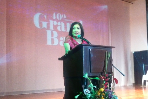 FAITH IN THE CHIEF JUSTICE. Sereno asks the Integrated Bar of the Philippines to trust her and help her pursue reforms.