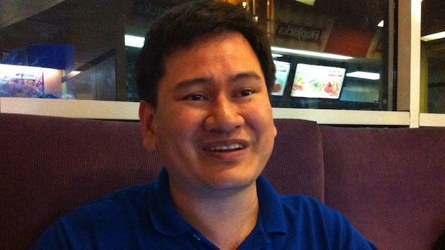 To have a sustainable space program, education is key, says Sese. RAPPLER/KD Suarez