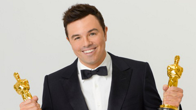 CRASS OR COMEDIC? Seth MacFarlane's sense of humor has ruffled some feathers but excited some Oscar fans