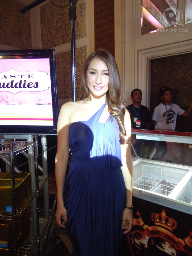 No plans for 2013 for Solenn; she will go with the flow