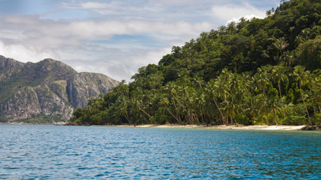 PALAUI ISLAND. This raw paradise made it to CNN's list of 100 best beaches in the world. Image from Shutterstock