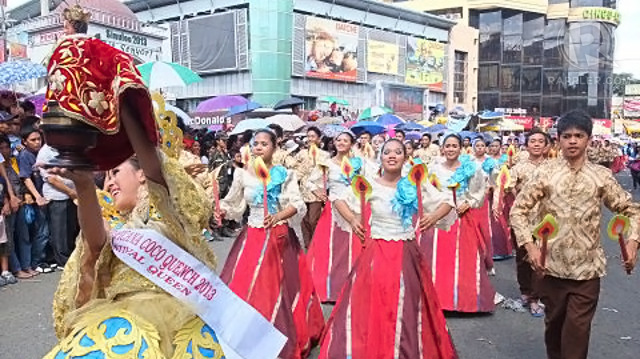 A DANCE OF DEVOTION for the Santo Nino