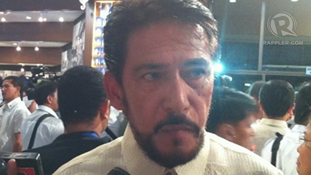 'WISHFUL THINKING.' Senator Tito Sotto says those thinking President Aquino referred to the RH bill in his SONA are practicing wishful thinking.
