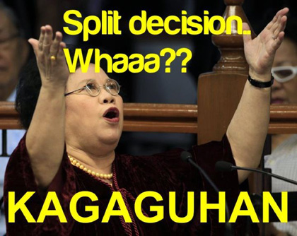 [VIRAL] Split decision memes spread online