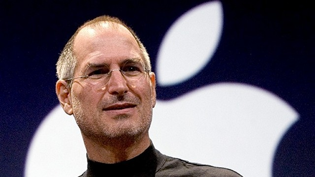 Steve Jobs. Photo from AFP