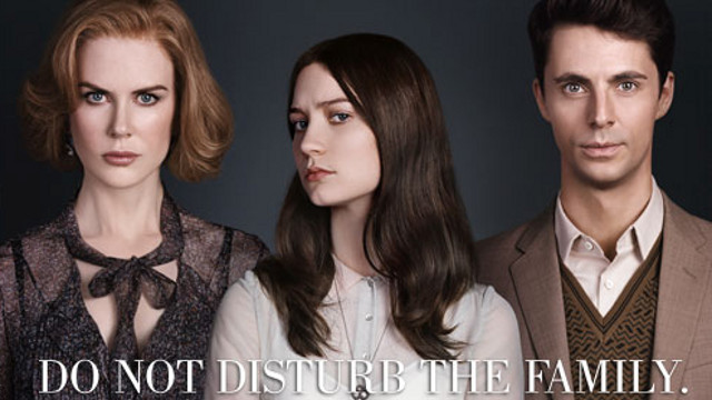 FAMILY ISSUES. Nicole Kidman, Mia Wasikowska, and Matthew Goode are an eerie, dysfunctional family in 'Stoker.' Photo from the 'Stoker' Facebook page