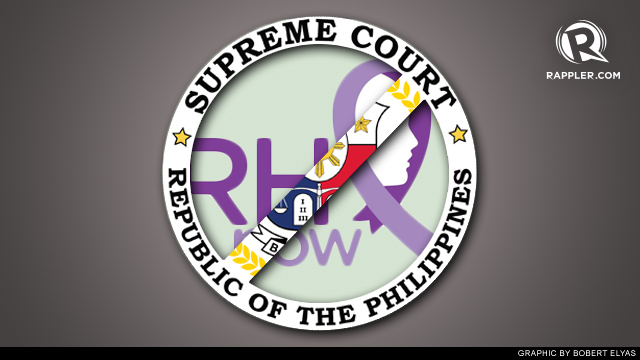 MANILA, Philippines (3rd UPDATE) - The Supreme Court on Tuesday, March ...