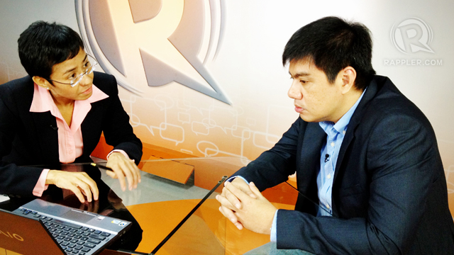 DEFENSE IN RETROSPECT. Dennis Manalo joined Rappler for Talk Thursday where he shared what it was like to defend the former Chief Justice Renato Corona. May 30, 2012.