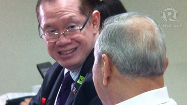 'BEST PRACTICE.' DOH's Dr Eric Tayag says passing the RH bill is among the &quot;best practices&quot; to help fight HIV/AIDS. Photo by Ayee Macaraig 